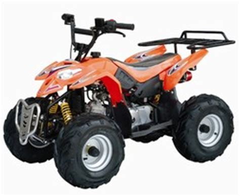 Atv 110 Cc Comander New Model 110 atv