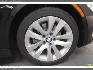 2013 bmw 3 series 328i convertible wheel and tire photo