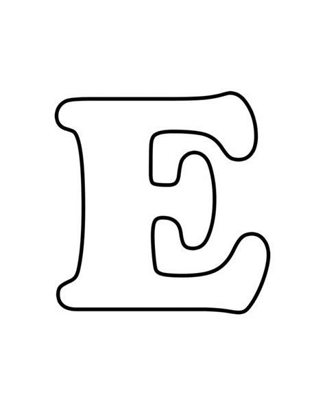 printable graphic letters teach your kids their abcs the easy way with free