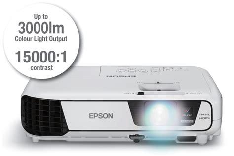 Proyektor Epson Eb 300 jual proyektor seminar ruang kelas sedang epson projector eb s300 harga murah review