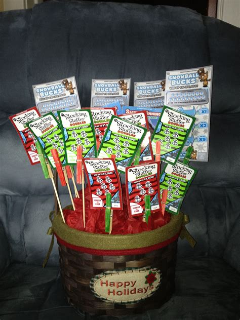 christmas trees decorated with scratch tickets best 25 lottery ticket tree ideas on lottery ticket gift lottery tickets and