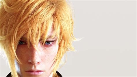 prompto final fantasy for better or for worse character redesigns