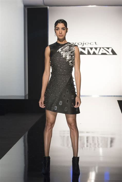 Meet Saardi Fashion Designer Etc by Project Runway Recap Avant Garde Meets Unconventional