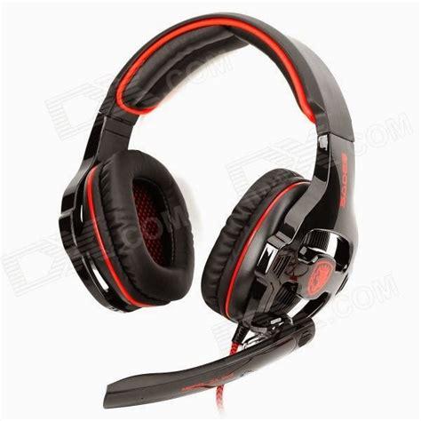 Headset Gaming Sades Sa 903 sades sa 903 usb 2 0 gaming headphones solid sale