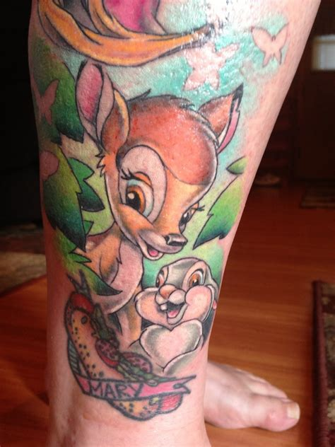 amazing thigh tattoo designs 32 cool disney designs images and pictures