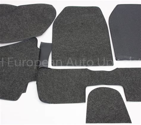 porsche 911 carpet set porsche 911 912 targa 1965 1973 carpet set in perlon k