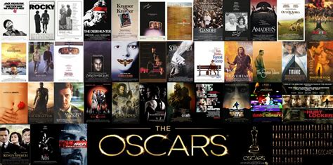 best film in oscar award best picture oscar winners 1975 2012 by espioartwork on
