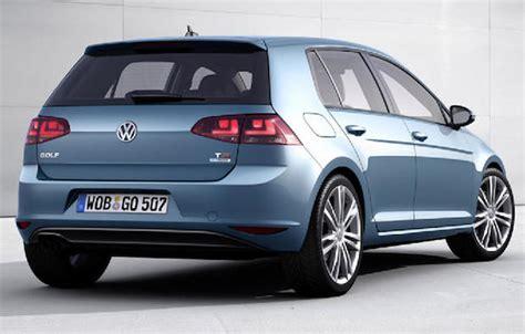 Golf Auto 2014 by Nuova Volkswagen Golf 2014 La Tua Auto