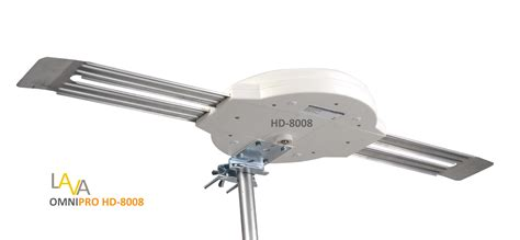 hd  outdoor tv antenna hd vhf cable  degrees hdtv digital amplified lava ebay