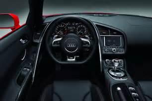 Inside An Audi R8 Audi R8 Quotazioni Usato Listino Audi R8 Usata
