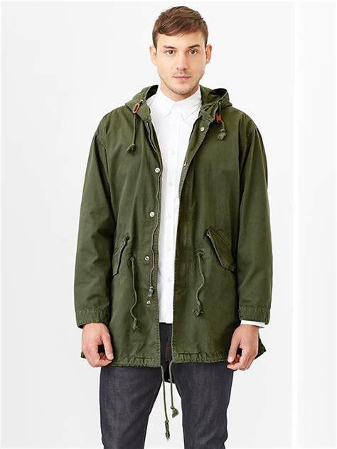 Parka Gap Green Original parka jackets jackets