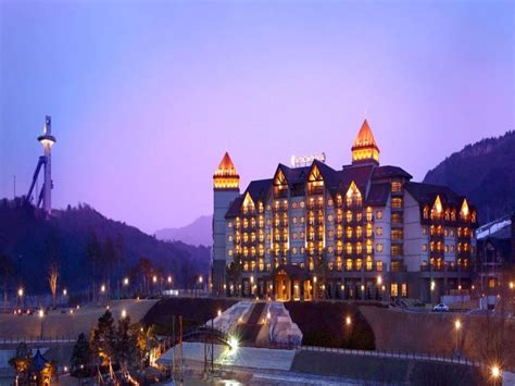 agoda yongpyong ski resort best price on intercontinental alpensia pyeongchang resort