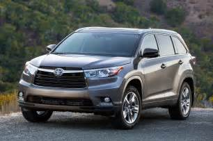 Height Of Toyota Highlander 2014 Toyota Highlander Dimensions 2017 Car Reviews