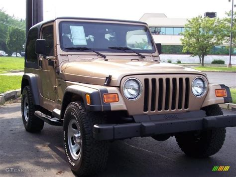 2000 desert sand pearl jeep wrangler sport 4x4 49799222 photo 6 gtcarlot car color