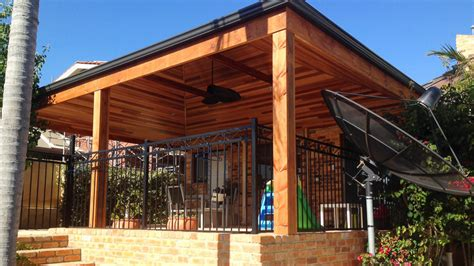 Timber Patios Perth by Trendy Timber Linings