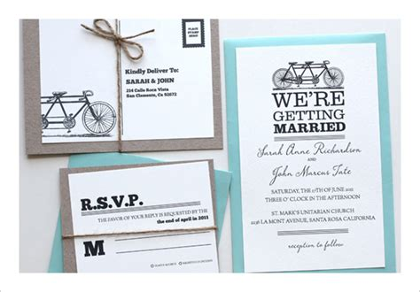 free printable wedding invitation template inspiration diy