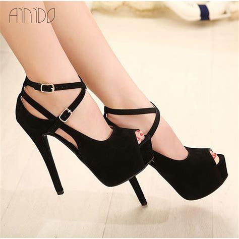 Helss 14cm wholesale low price 2016 fashion womens shoes peep toe