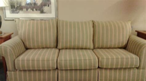 green striped sofa green striped sofa massoud appletini striped sofa i