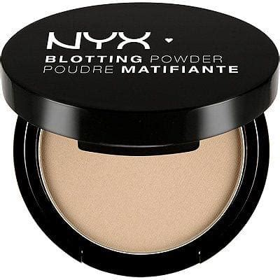 Nyx Blotting Powder avis blotting powder poudre matifiante nyx maquillage