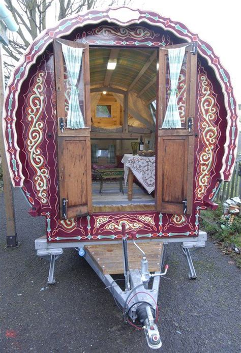 Caravan Style For The In Your Soul by 25 Stunning Trailers Homes With 4 Wheels Trailer