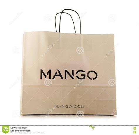 Original Mango Bag Tas Mango Ori 3 original mango paper shopping bag isolated on white editorial image image 80100130