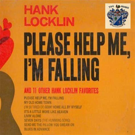 hank locklin songs country style hank locklin help me i m falling