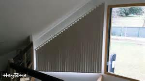 tringle rideau pour fenetre triangle