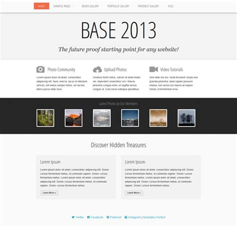Business Portfolio Template Free base 2013 free business portfolio template templates