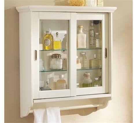 Sliding Door Wall Cabinet Pottery Barn Wall Cabinet Sliding Doors