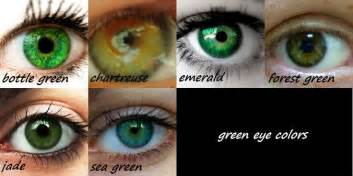 green eye color green eye color reference chart 10 points to anyone who