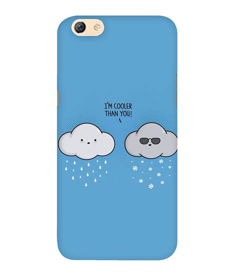 Harcase Slim Ume Oppo F3 cooler cloud phone for oppo f3 plus chakri