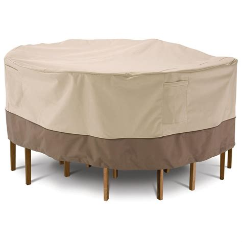 Patio Storage Table Classic Accessories Veranda Patio Table Chair Set Cover 206655 Patio Storage At Sportsman