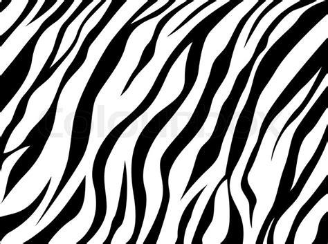 zebra skin color skin zebra stock vector colourbox
