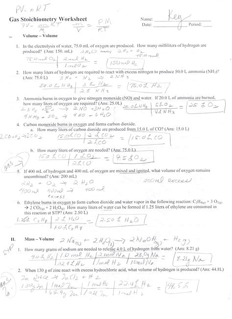 solution stoichiometry worksheet answers worksheets molarity pogil answer key opossumsoft worksheets and printables