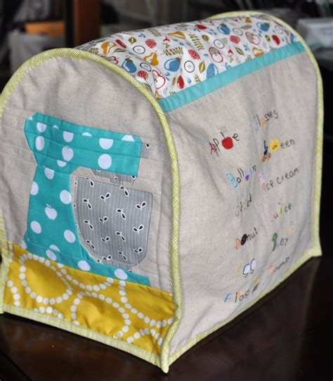Kitchen Aid Cover by Kitchenaid Mixer Cover Tutorial
