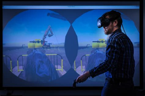 virtual reality simulators enhance construction equipment operator training