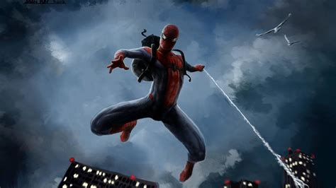 spiderman wallpaper abyss spider man full hd wallpaper and background image