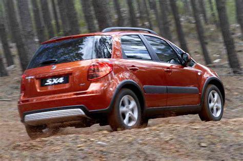 Suzuki Sx4 2006 Review 2007 Suzuki Sx4 Review Top Speed