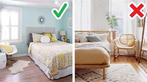 smart ideas    small bedroom  bigger