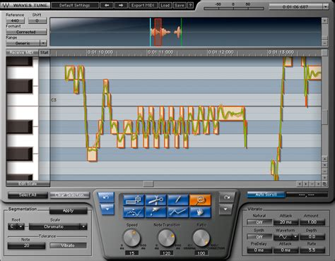 Auto Tuning Your Voice by Waves Tune Vocal Pitch Correction Plugin Waves