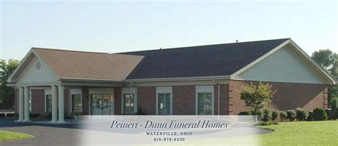 dunn funeral home bowling green white house waterville