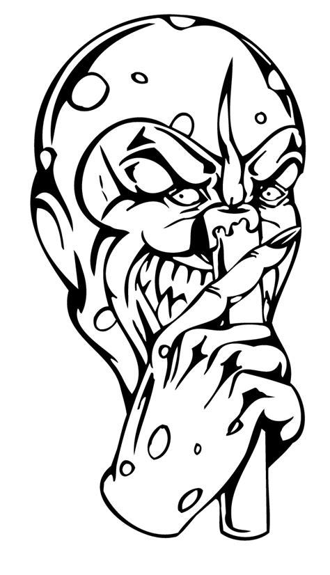 pin download clown drawings homie clowns pyro lil tattoos