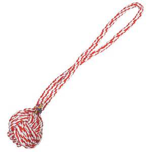 chew toy for dogs monkey fist knot closeout 15 quot red