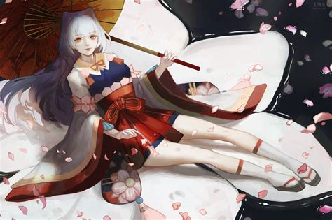Kagura Cherry Witch by Wallpaper Mobile Legend Kagura Cherry Witch Gudang Wallpaper