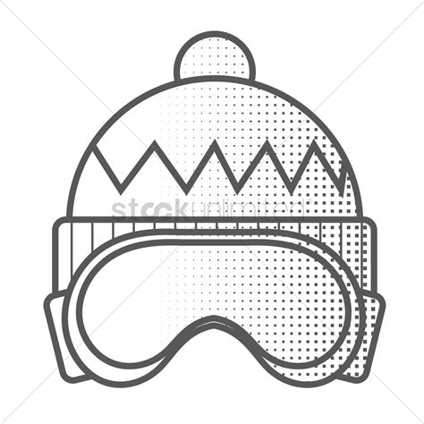 eggnog coloring page goggles clipart cliparts galleries