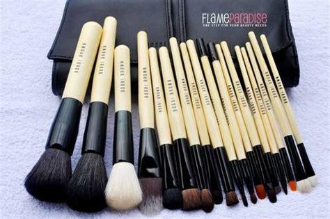 Brush Set Hello Kualitas Bagus dinomarket 174 pasardino brown 18 pcs professional makeup brush set