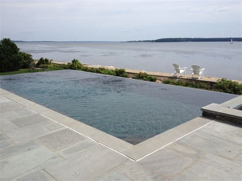 negative edge pool  warwick ri dynasty gunite