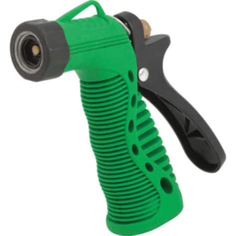 Gardeners Supply Spray Nozzle Garden Hose Nozzle Plastic Adjustable Spray Hd Supply