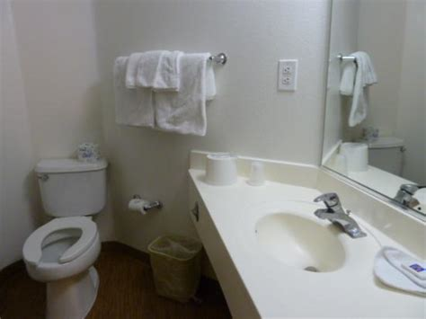motel with bathtub clean bathroom with tub and shower picture of motel 6