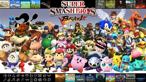 smash brios complete super smash bros for wii u 3ds character roster